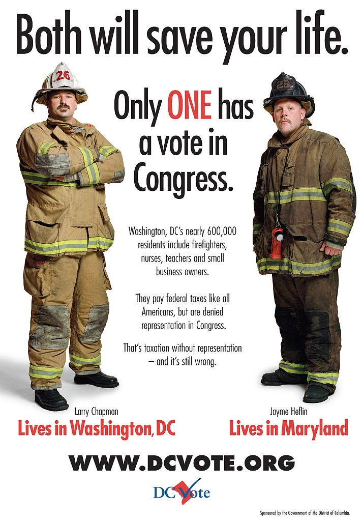 District Of Columbia Voting