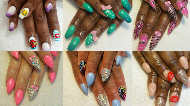 Why Are Thousands Of People Obsessed With This Nail Technician From