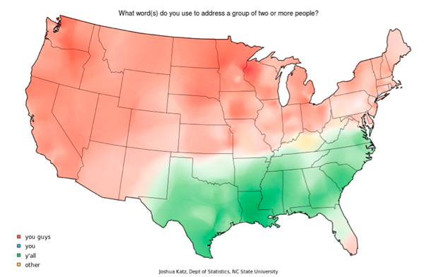 Is DC More Southern or Northern Dialect May Offer A Clue WAMU
