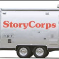the storycorps mobilebooth