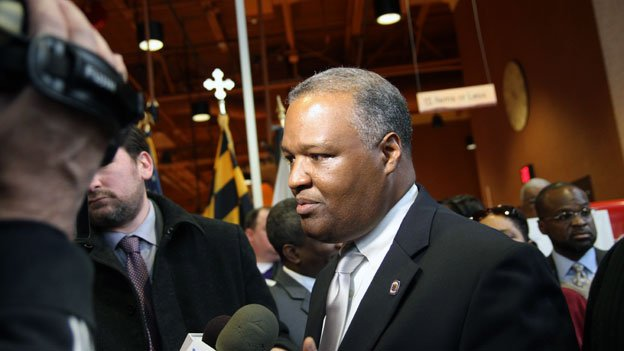 Prince George's County executive Rushern Baker says economic development helpes stave off crime.