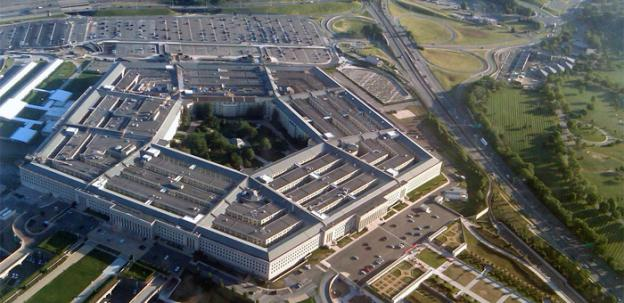 Pentagon's civilian employees are relatively unprotected from potential budget cuts.