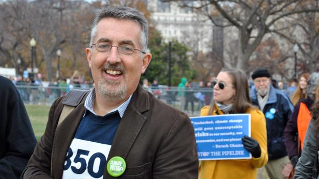 Mike Tidwell is founder of the Chesapeake Climate Action Network, a grassroots nonprofit organization focused on raising awareness about global warming,