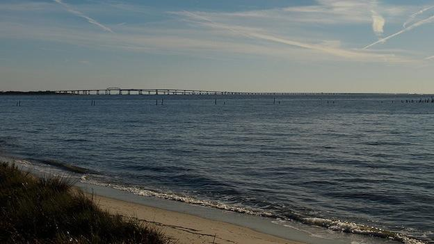 The health of the Chesapeake Bay will depend on what the weather is like this spring.