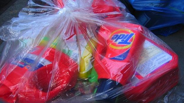 Police are investigating the widespread theft of Tide detergent in Prince George's County.