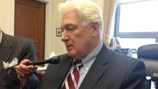 Longtime Congressman Jim Moran announced his retirement in January.