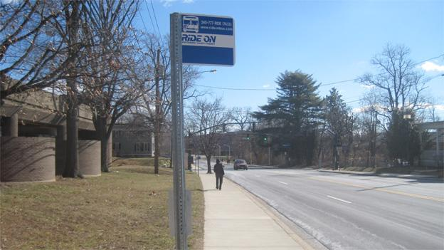 The smoking ban in Montgomery County has been expanded to include bus stops and bus shelters.