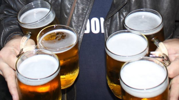 Maryland alcohol purveyors can't be held liable for overserving under the current law.
