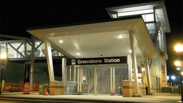 With luck, Silver Line trains may soon be heading out to the Greensboro stop and beyond.