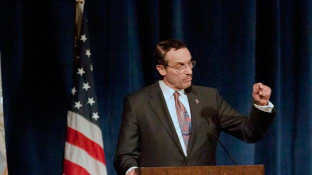 Mayor Gray's budget proposal includes more than $100 million in cuts that could hurt programs for the needy.