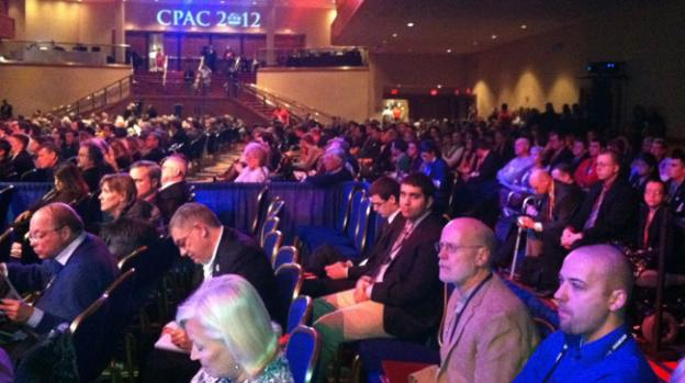 Virginia Governor Bob McDonnell Addressed the Conservative  Political Action Conference in D.C. On Friday Feb. 10, 2012.