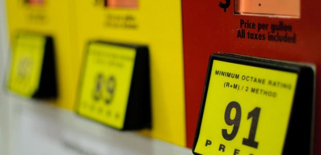 Gas prices aren't expected to take their usual campaign dive this year, AAA Mid-Atlantic reports.
