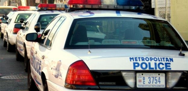 D.C.'s Metropolitan Police Department has 772 marked cruisers.