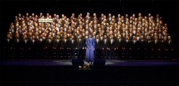 The Gay Men's Chorus of Washington celebrates uniqueness and equality Saturday night.