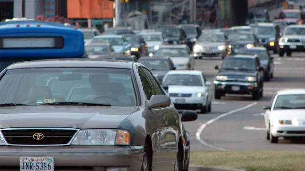 Addressing traffic congestion in the D.C. region requires a multifaceted approach.