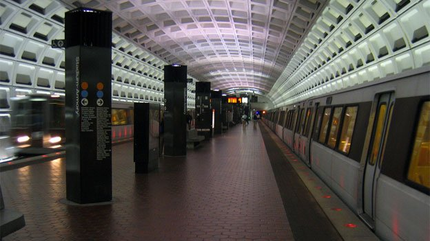 The Stadium-Armory Metro station will be closed this weekend, along with three others on the