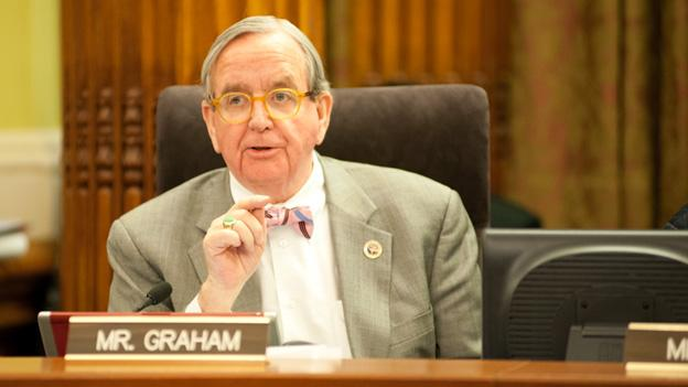 Councilman Graham denies any wrongdoing in the 2008 incident.