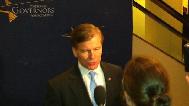 Gov. Bob McDonnell joined governors from across the nation for the National Governors Association winter meeting in D.C.