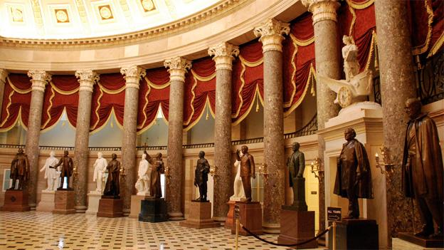 The statue of Parks will join other major historical figures in the National Statuary Hall.