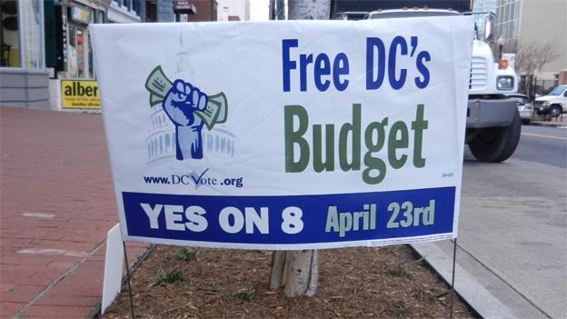 DC Vote will be promoting the referendum well in advance of the special election April 23.