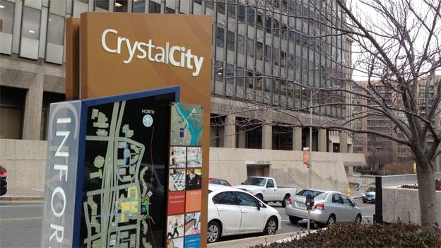 Unprecedented vacancy rates in Crystal City have raised questions about what kind of tax burden