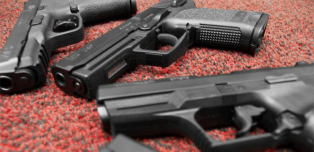 The gun control legislation ties handguns purchased to the fingerprints of the purchaser.