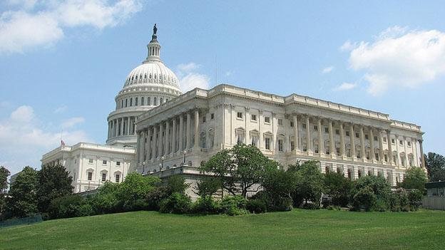 Lawmakers have left Washington early to campaign for the upcoming election.