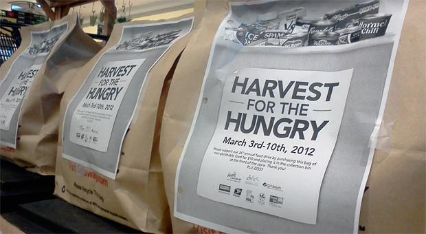 A food drive by 'Harvest for the Hungry' this week gives Maryland an easy way for residents to support the needy.