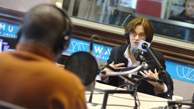 Council member Mary Cheh (D-Ward 3) weighed in on the merger Friday, Feb. 27, 2015, on The Kojo Nnamdi Show.