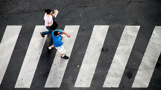 Ten pedestrians were killed in D.C. in 2010 — the goal is to get that number to zero.