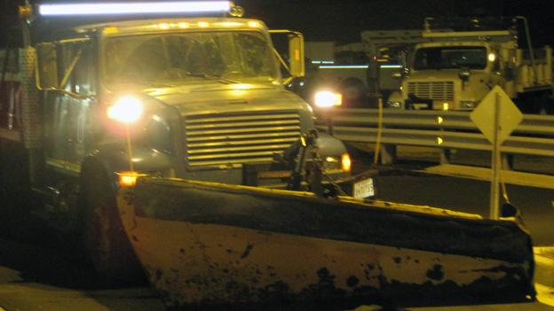 Snow removal teams across the D.C. region are preparing for the biggest storm of the year so far.
