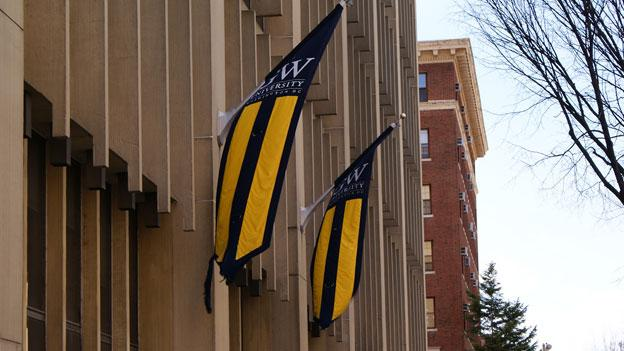 Students reported seeing a man changing at the George Washington University Gelman Library that matched the description of a gunman March 5.