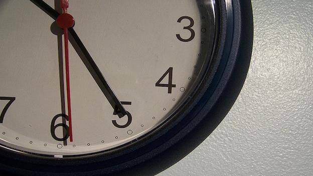 Drivers beware; Daylight saving time may affect your Monday morning commute.