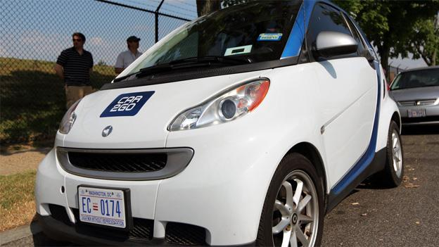 Transit advocates say car sharing services like Car2Go can meet the transit needs of the District.