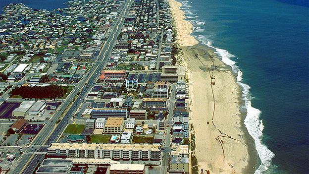 Superstorm Sandy and Hurricane Irene haven't kept Ocean City down.