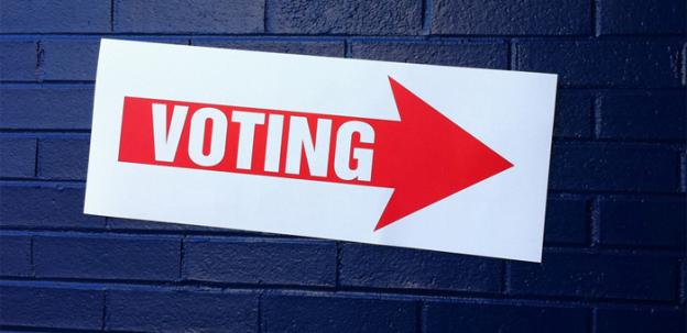 Polls are open for voters between 7 a.m. and 8 p.m. on Tuesday.