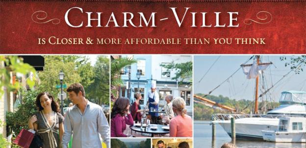 """Alexandria certainly has its charms, but is it """"Charm-ville?"""""""