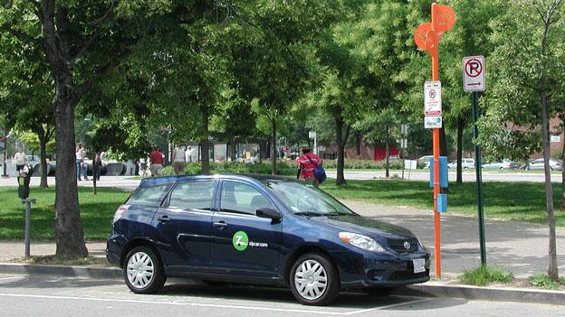 Zipcar has been the only car-sharing outfit in D.C. since it purchased competitor Flexcar in 2007; now, two new companies are trying to break into the market.