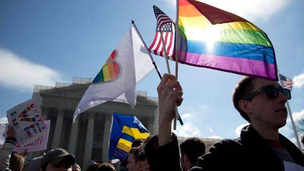 Advocates of equal rights for same-sex couples are seeing implementation on the federal level.