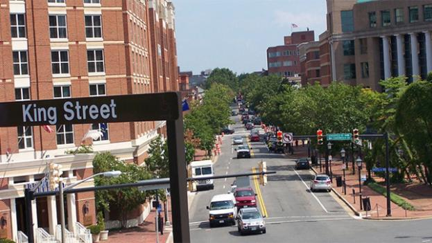 Alexandria is planning to overhaul the King Street metro to make it better representative of Old Town.