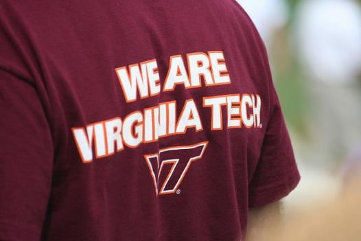 Five years after the tragic shooting at Virginia Tech, students remember.