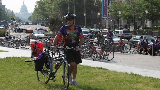 'Bike to Work Day' is making a return to the D.C. region next month.