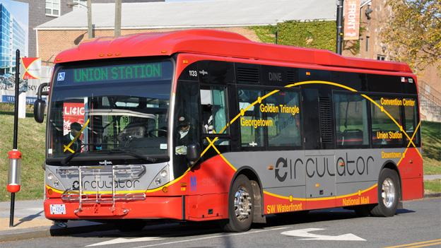 It should be easier to catch a DC Circulator this summer as hours have been extended.