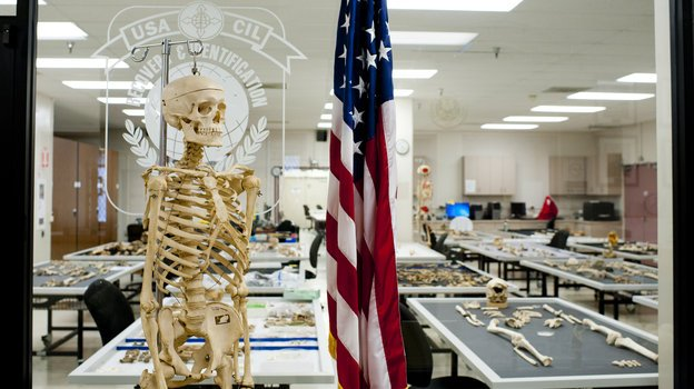 The Central Identification Laboratory of the Joint POW/MIA Accounting Command in Honolulu, Hawaii. The Pentagon announced that it will overhaul how the organization finds, identifies and returns the remains of thousands of service members lost in past wars.