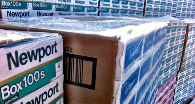 Virginia lawmakers may consider raising the penalties for cigarette smuggling in 2013.