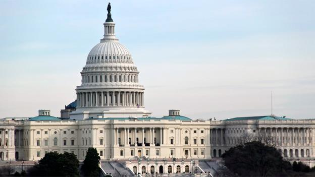 Congressional salaries would be tied to automatic spending cuts alongside those of federal workers.
