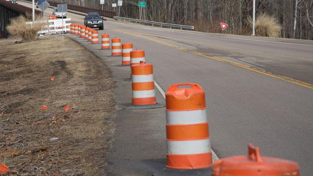 Virginia may consider a plan next year that would require counties to maintain some secondary state roads.