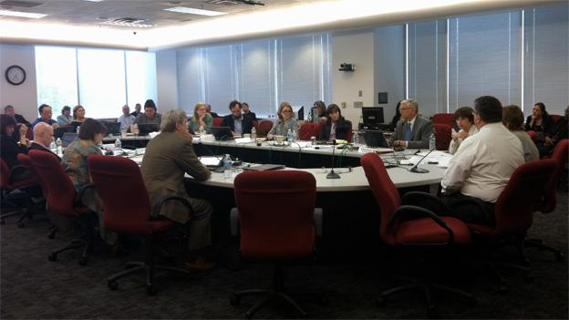 A decision will have to be made by the Fairfax County School Board on proposals by June.