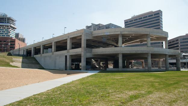 Contractors have agreed to bear the costs of repairs to the Silver Spring Transit Center, already two years behind schedule.