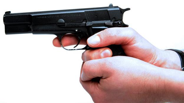 Montgomery County's gun turn-in program is Saturday, May 11, from 10 a.m. to 2 p.m.